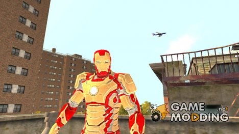 Железный человек 3 for GTA 4