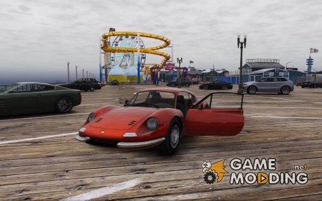 1969 Ferrari Dino 246 GT for GTA 5