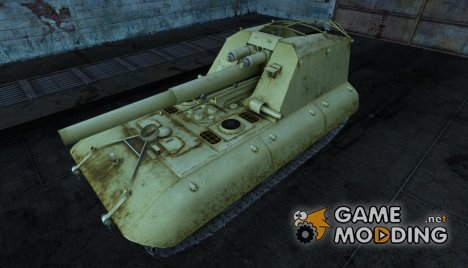 шкурка для GW-E № 18 для World of Tanks