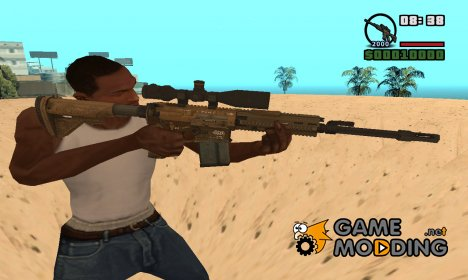 G28 for GTA San Andreas
