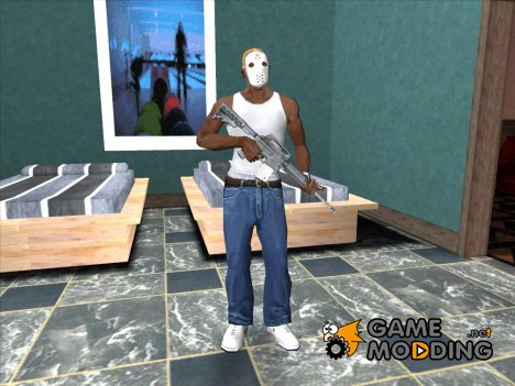 Оружие из Max Payne for GTA San Andreas