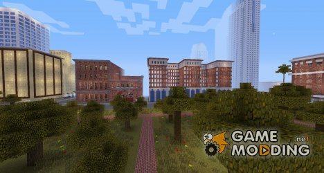 GTA 5 Mod for Minecraft