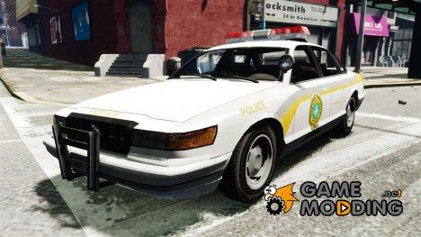 Полиция Квебека for GTA 4