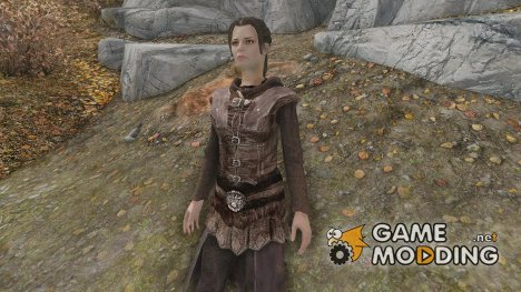 Colovian Leather for TES V Skyrim