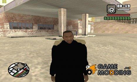 Пак зимней одежды for GTA San Andreas