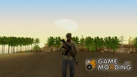 CoD MW3 Africa Militia v4 for GTA San Andreas