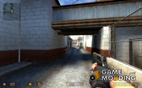 Sig Sauer P226 LAM для Counter-Strike Source