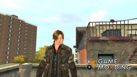 Leon Scott Kennedy для GTA 4