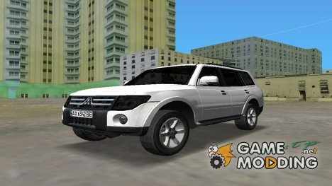 Mitsubishi Pajero для GTA Vice City