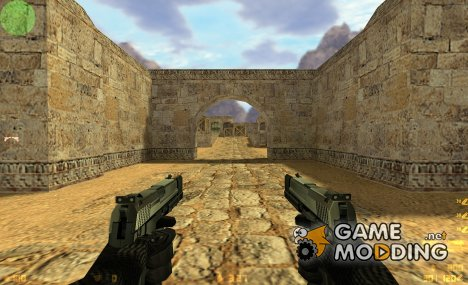 S.T.L Usp matches akimbo для Counter-Strike 1.6