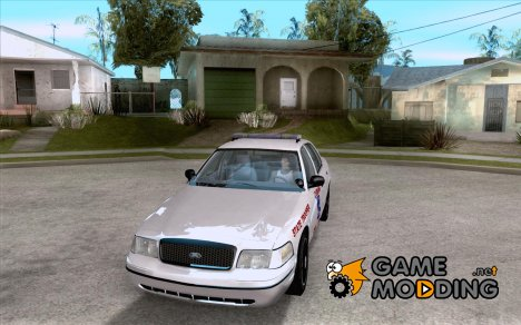 Ford Crown Victoria Louisiana Police для GTA San Andreas