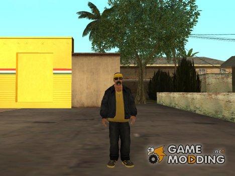Latinos LSVG из GTA 4 for GTA San Andreas