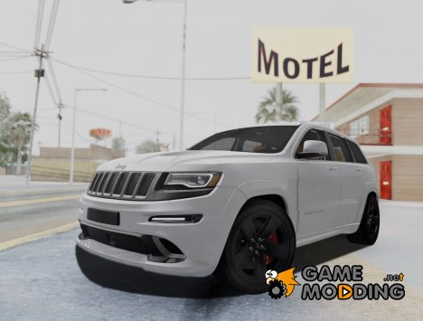 Jeep Grand Cherokee SRT-8 для GTA San Andreas