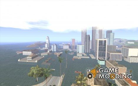 Наводнение for GTA San Andreas