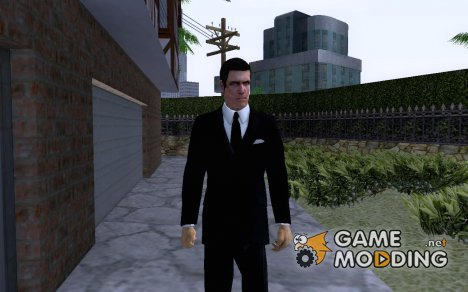 Майкл из GTA 5 for GTA San Andreas