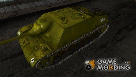 JagdPzIV 20 для World of Tanks