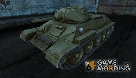 T-34 13 for World of Tanks