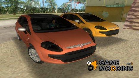 2010 Fiat Punto EVO Sport для GTA Vice City