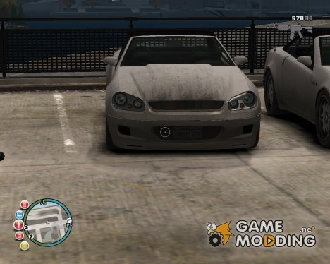 New Dirt Texture for GTA 4