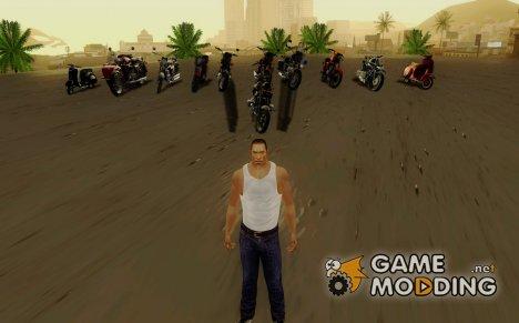 Советская Россия (мототранспорт) for GTA San Andreas