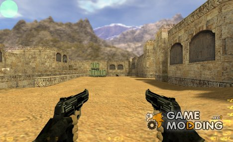 Remade texture for Elites by Calibour1 для Counter-Strike 1.6
