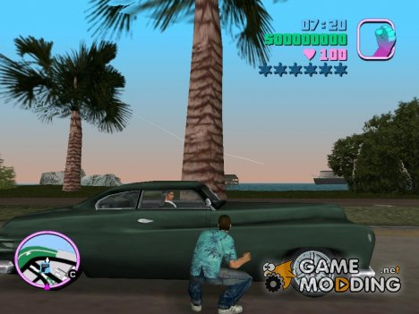 HD Wheels for GTA Vice City