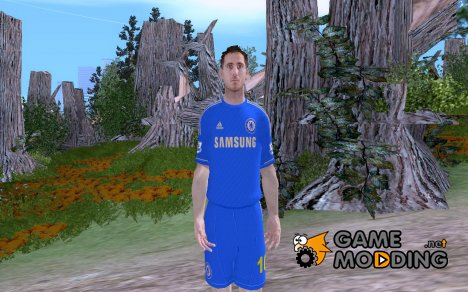 Frank Lampard [Chelsea] for GTA San Andreas