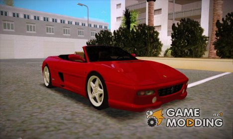 Ferrari F355 Spider for GTA San Andreas