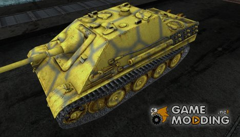 JagdPanther 22 для World of Tanks