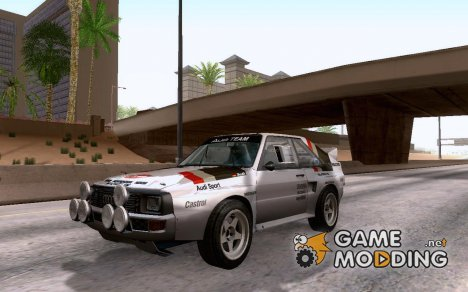 Audi Sport Quattro Rally Group B для GTA San Andreas