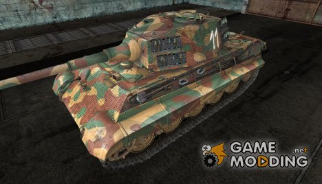 PzKpfw Tiger II  Евгений Шадрин для World of Tanks