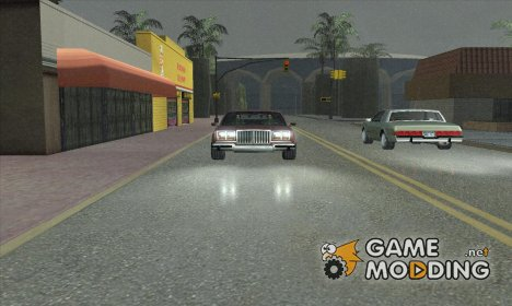Road Reflections Fix 1.0 для GTA San Andreas