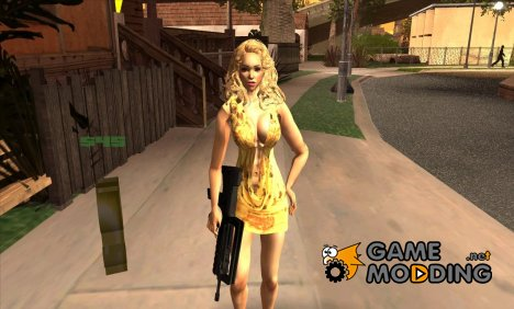 Belinda for GTA San Andreas