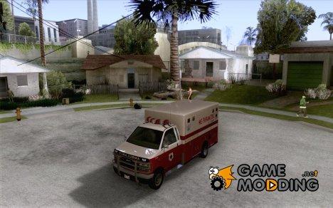 Ambulance из GTA 4 for GTA San Andreas