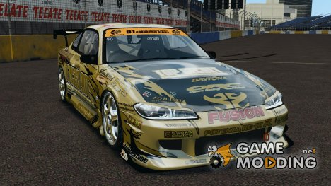 Nissan Silvia S15 D1GP TOP SECRET for GTA 4
