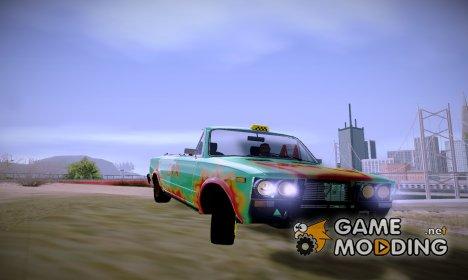 "ВАЗ 2106 ""ШохерИзАда"" для GTA San Andreas"