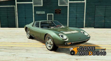 Lamborghini Miura P400 '67 for GTA 5