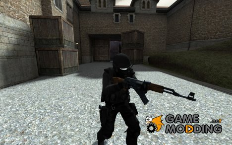 TotalBlack Urban for Counter-Strike Source