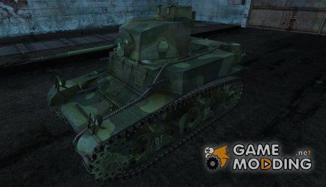 M3 Stuart для World of Tanks