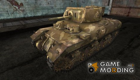 Ram II от Rudy102 3 for World of Tanks