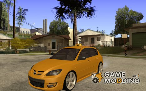 Mazda 3 for GTA San Andreas