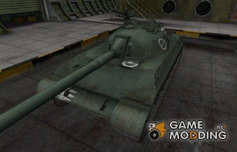 Зоны пробития контурные для 113 for World of Tanks
