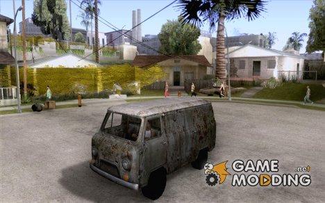 Уаз 452 for GTA San Andreas