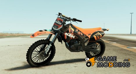 Sanchez2 KTM Livery for GTA 5