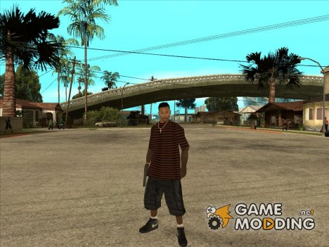 "Kay Dee ""Menace To Society"" для GTA San Andreas"