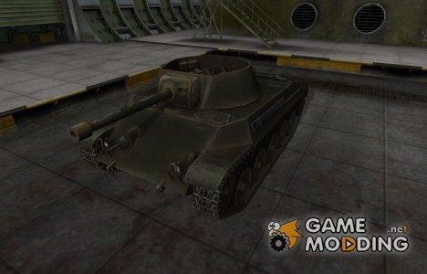 Шкурка для американского танка T49 for World of Tanks