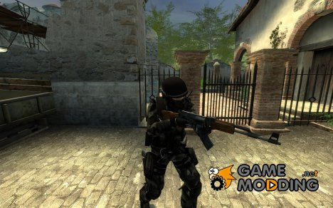 dharma urban skinv2 для Counter-Strike Source