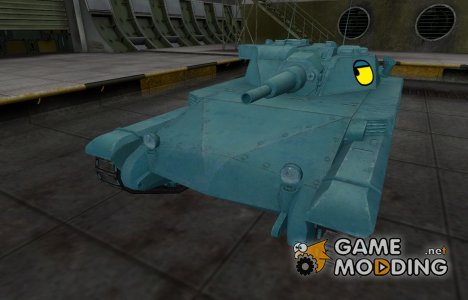 Мультяшный скин для ELC AMX для World of Tanks