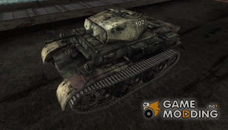PzKpfw II Luchs nafnist for World of Tanks