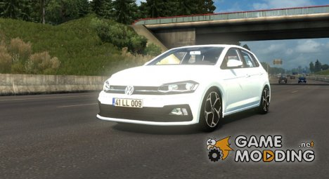 Volkswagen Polo для Euro Truck Simulator 2